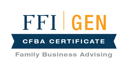Jiří Hnilica a Aleš Kubíček have successfully finished the FFI GEN Certificate in Family Business Advising (CFBA) organized by the Family Firm Instittute