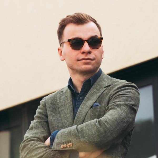 Pavel Králíček, Co-Owner   Gentleman Store