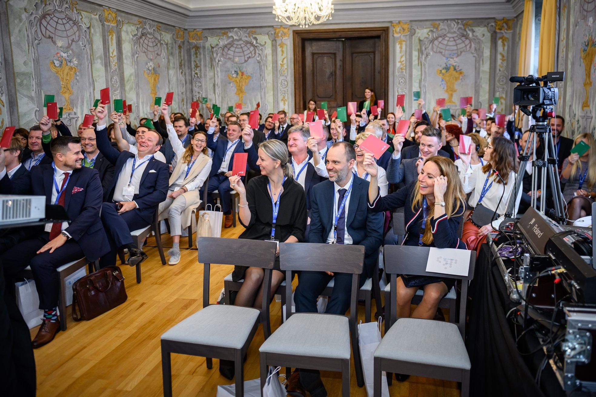 Proběhla úspěšná konference na Zámku Žďár nad Sázavou!